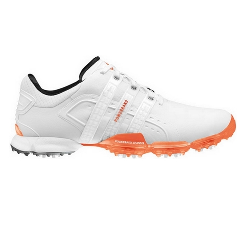 Adidas Powerband Golf Shoes Orange