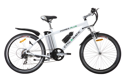 cyclamatic power plus electric bike the sports hq. Black Bedroom Furniture Sets. Home Design Ideas