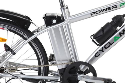 Cyclamatic Electric Motor Power Plus Bicycle Mountain Bike