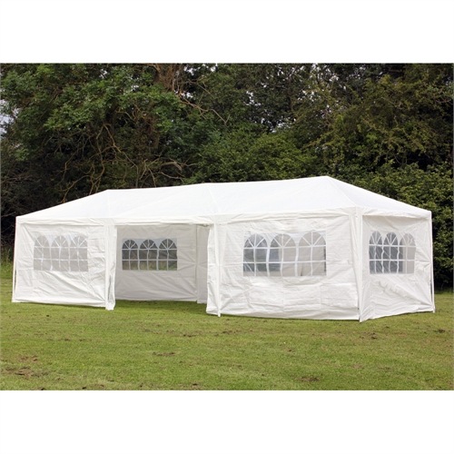 Palm Springs 3m X 9m Party Tent Marquee The Sports Hq