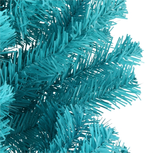 Turquoise And White Christmas Tree: Homegear 6ft Turquoise Artificial Christmas Tree