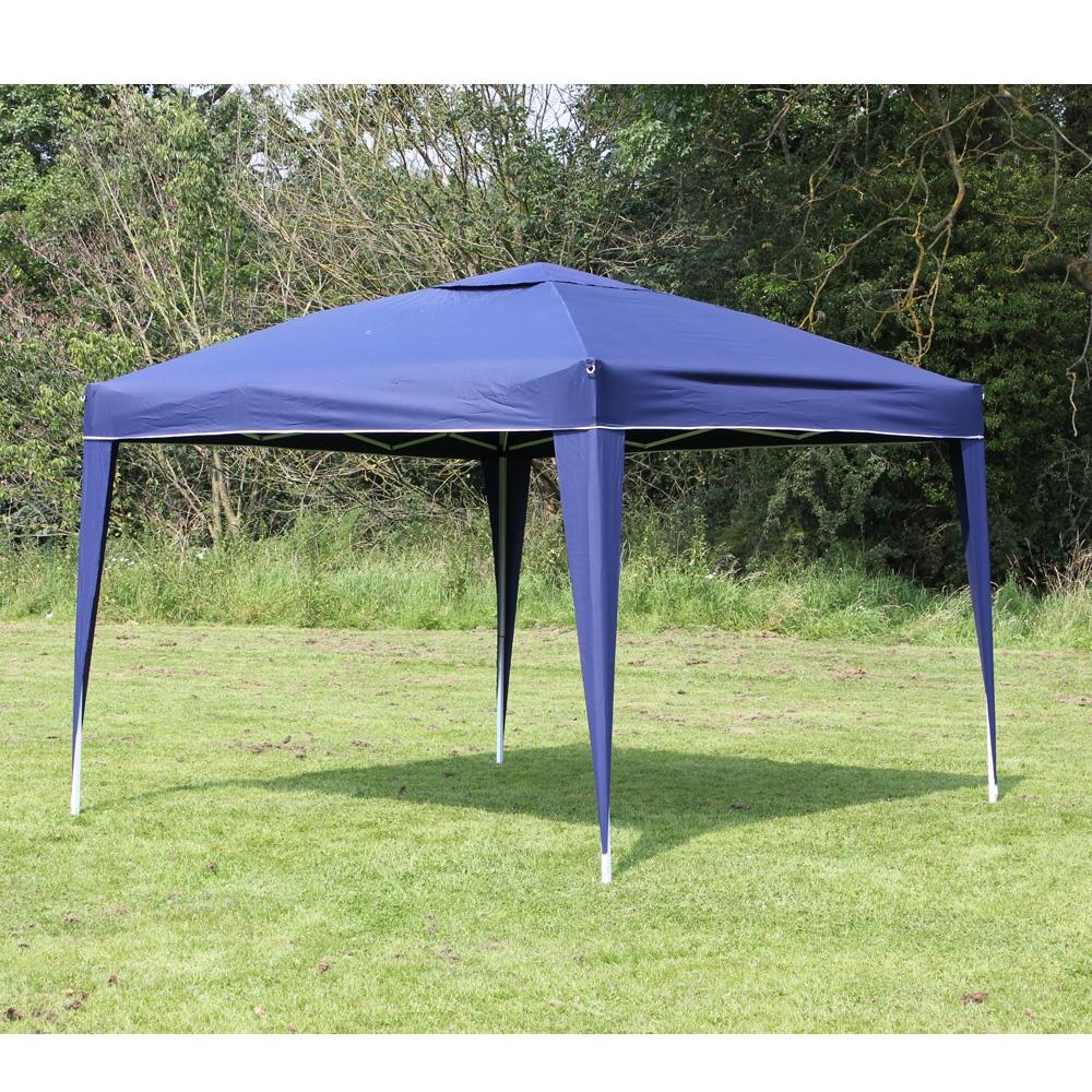 10 x 10 palm springs ez pop up canopy gazebo tent new ebay. Black Bedroom Furniture Sets. Home Design Ideas