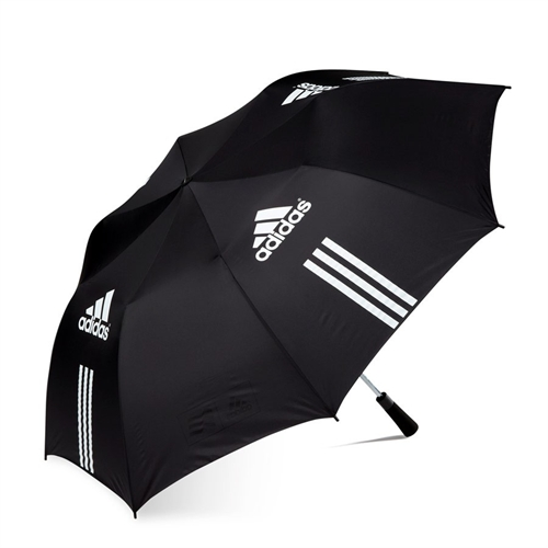 Adidas 60 Quot Single Canopy Umbrella Black The Sports Hq